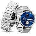 Los hombres de alta calidad relojes de las mujeres accesorios correas de reloj de malla de acero inoxidable correa de reloj de reemplazo para huawei watch 42mm