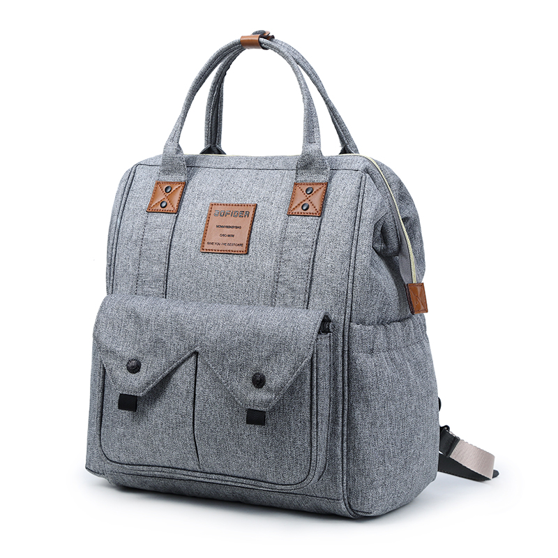 Diaper Bag Mummy Maternity Nappy Bags For Baby Stroller Bag Large Capacity Travel Backpack Nursing Bag For Baby Care