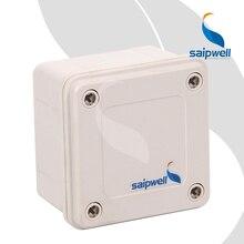 96*96*60mm  Waterproof Plastic ABS Enclosure Junction Box   IP67 Enclosure with Plastic Screw  SP-02-969660