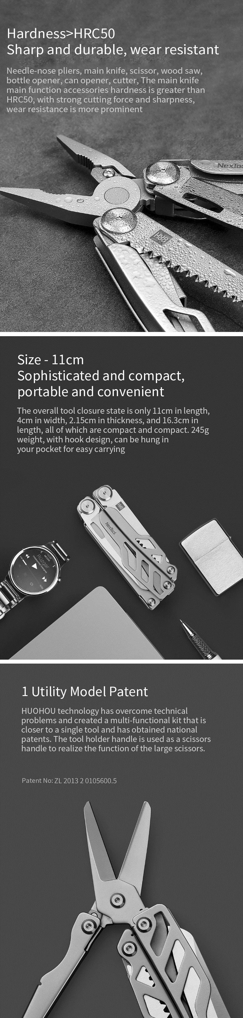 Xiaomi HuoHou Multifunction Knife
