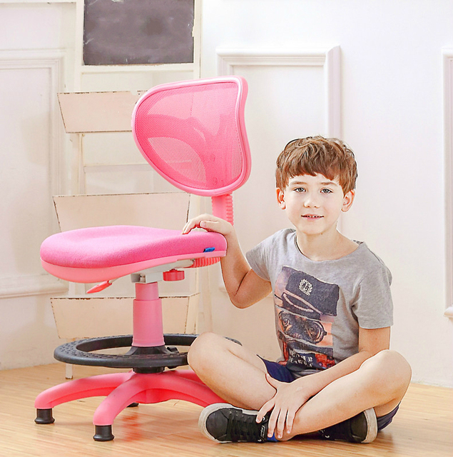 Children learning chair which can correct  posture and also can lift