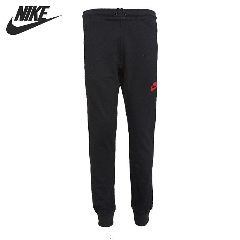 Original New Arrival NIKE M NSW AV15 JOGGER FLC Men's Knitted Pants Sportswear nike брюки m nsw jggr flc hybrid