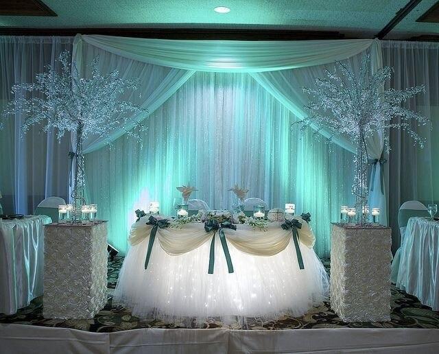 Acrylic Crystal Wedding Centerpiece Tree Road Lead Column Pillars