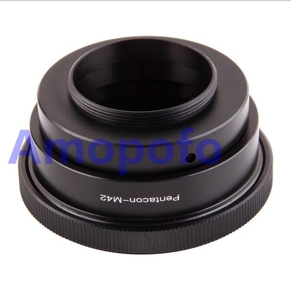 Amopofo P60-M42 Adapter Pentacon 6 Kiev 60 Lens to  M42 Screw mount - Camera and Photo - Photo 2