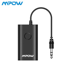 Mpow MBT17 Wireless Bluetooth Transmitter Audio Music Adapter With 3.5mm/Aux Port For DVD PC Laptop TV MP3 Speaker Headphones