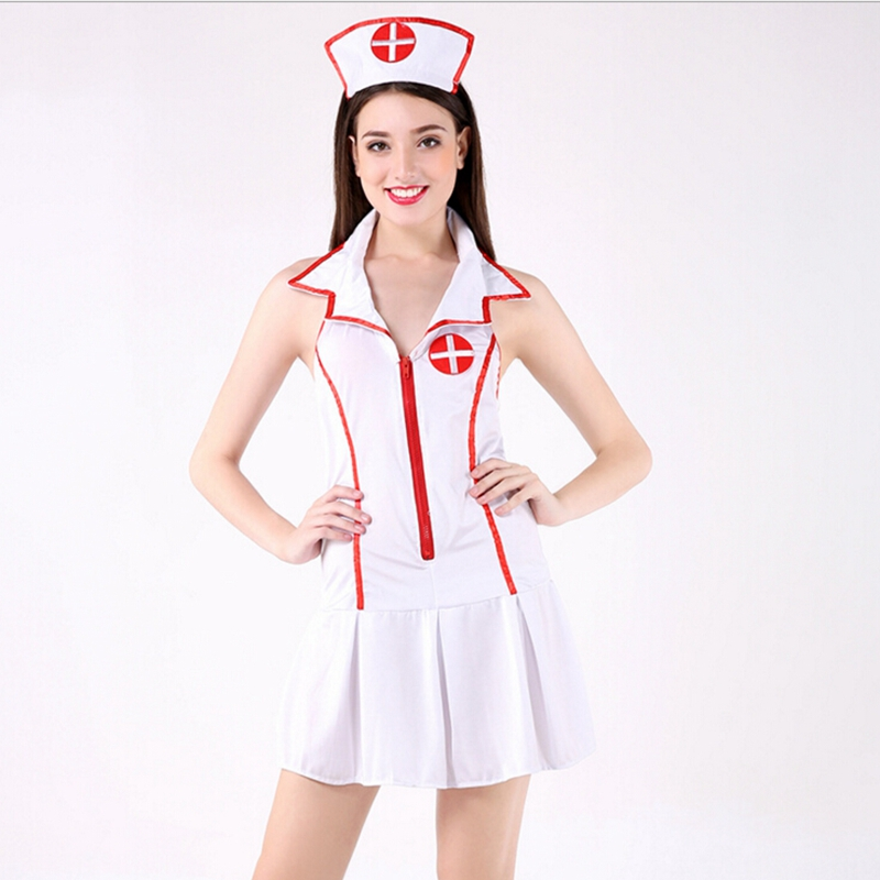 Сексуальные медсестры в ряд