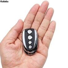 Kebidu portão de clonagem controle remoto para porta da garagem produtos alarme carro chaveiro 433 mhz