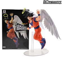 Anime Dragon Ball Z Angel Son Goku Banpresto Dramatic Showcase 5th season vol.1 PVC Figure Collectible Model Toy Boxed