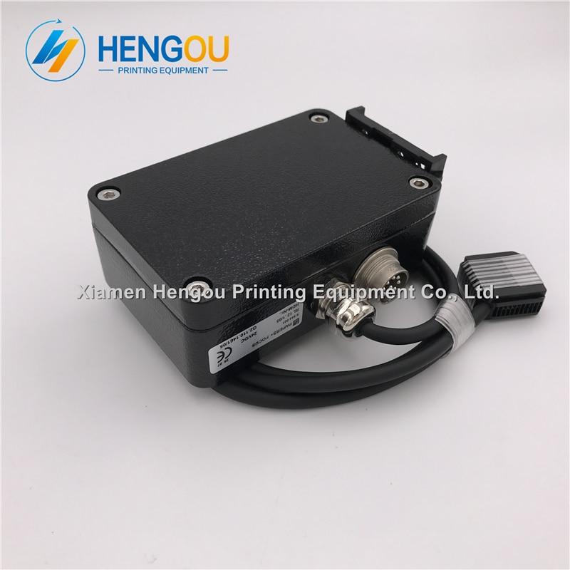 1 piece free shipping Photocell Sensor RL12 HDM G2.110.1461/03 61.110.1461 for Heidelberg CD102 SM102 SM74 machine 1 piece water sensor for heidelberg sm102 cd102 machine