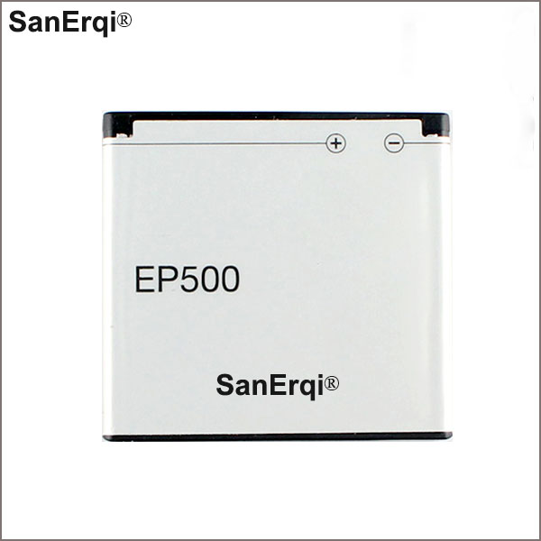 <font><b>Battery</b></font> For SONY ST17I ST15I SK17I WT18I X8 U5I E15i wt18i wt19i <font><b>EP500</b></font> Genuine Phone <font><b>Battery</b></font> 1200mAh SanErqi image