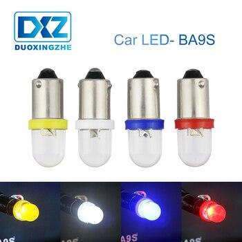 DXZ 1X BA9S LED Auto Innen licht DC12V T4W H6W BAY9S H21W Lesen Dome Tür Lampe Auto-clearance Parkplatz Stamm freiheit Lampen