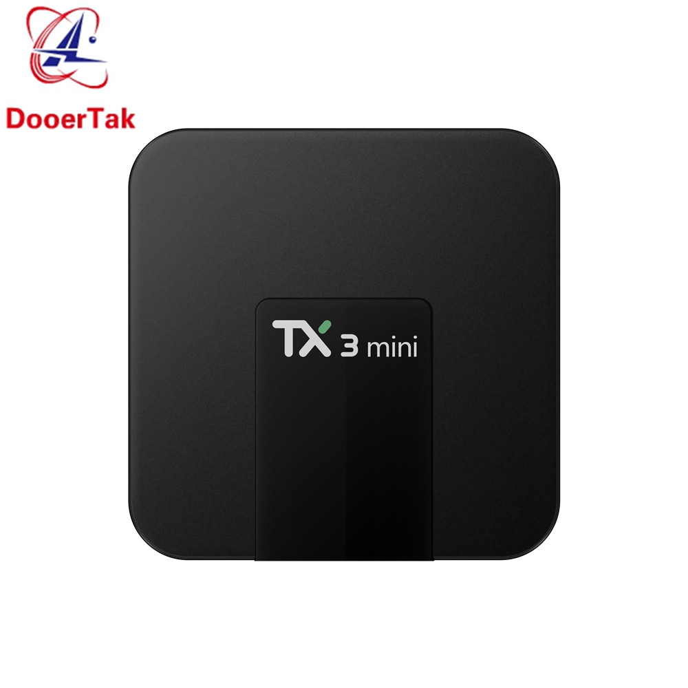 10pcs TX3 mini Android 7.1 4K TV BOX Amlogic S905W 1GB/8GB 2G/16G 2.4G WIFI H.265 VP9 UHD HDMI 2.0 Smart Media Player-in Set-top Boxes from Consumer Electronics    1