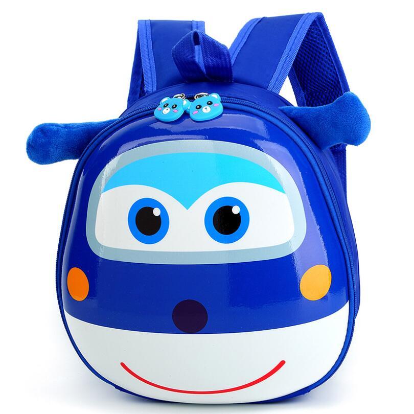 3D Cartoon Orthopedic School Backpack For Kids Satchel Children School Bags Cute Kindergarten BookBags Mochila Escolar Rucksack