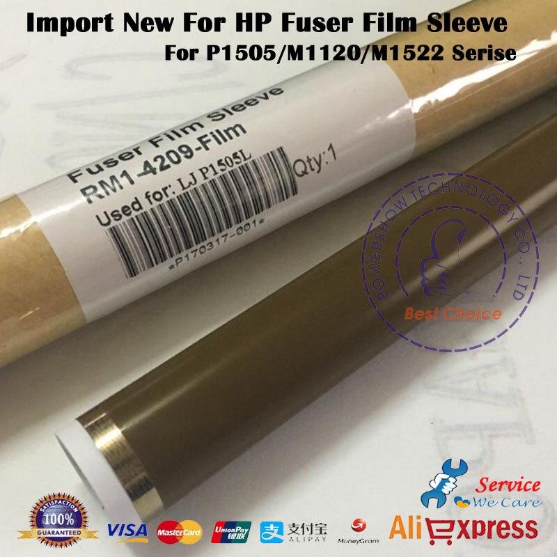 5X Fuser Film Sleeve Teflon RM1 4209 Film RG5 1522 Film RM1 4209 For HP P1505
