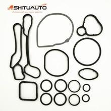 Корея общего масляный радиатор для ремонта Наборы прокладки для Chevrolet Cruze Opel Орландо Astra 93186324 55353322 55353320 15-5151