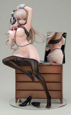 Figurka nude model