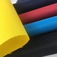 210D Grid Pu Fabric Waterproof Oxford Cloth Functional Fabrics Outdoor 100 Polyester 260gsm Bag Fabrics