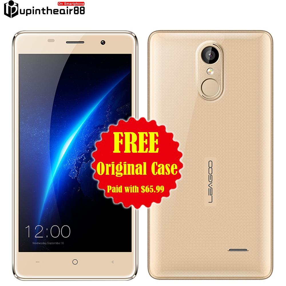 Original Leagoo M5 Quad Core Unlocked font b Smartphone b font 2GB RAM 16GB ROM Android