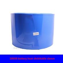 Sleeve Cable Heat Shrink Tube PVC Heat Shrink Tubing Tube Wrap 1kg for 18650 Battery heat shrinkable sleeve все цены