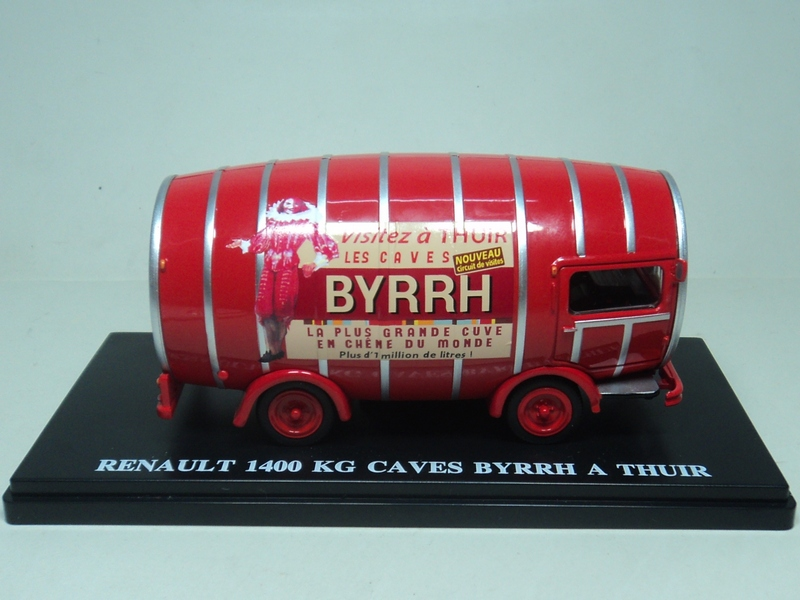 rare Out of print Fine Ixo 1:43 RENAULT 1400 KG BYRRH advertising car model Alloy car model Collection model Holiday gifts 1 18 otto renault espace ph 1 2000 1 car model reynolds