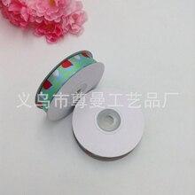 купить Hot Sale Ribbon DIY Material Digital Printing Thermal Transfer Sublimation Valentine Day Love Series Belt Conveyor Belt Crafts недорого