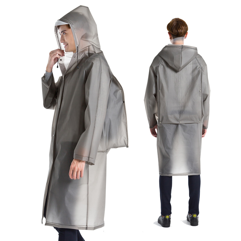 Aliexpress.com : Buy 2017 Raincoat Men Professional Adult Long ...