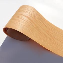 Fornir naturalny fornir fornir w plasterkach fornir fornir czerwony dąb 20cm x 2.5m Q/C C/C|Akcesoria meblowe|Meble -