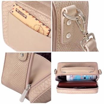 AiiaBestProducts David Jones Name Brand Crossbody Bag 4