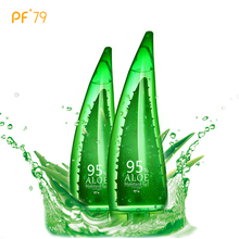 PF79 100% Pure Natural Aloe Vera Gel Wrinkle Removal Moisturizing Anti Acne Anti-sensitive Oil-Control Aloe Vera Sunscreen Cream pure and natural moisturizing aloe vera gel