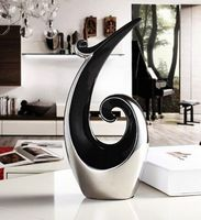 cabinet decoration accessories Home Furnishing living room entrance wine bookcase soft decoration craft ceramic Office