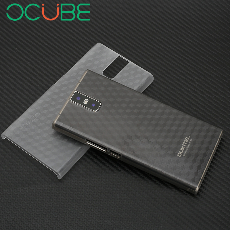 Oukitel K3 Cases Mobile Phone back PC hard case For Oukitel K3 5.5inch shell Protective phone cover