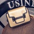 2016 новых женщин сумки крокодил сумка сумка кожаные сумки высокое качество кроссбоди сумки женщины сумки кошелек