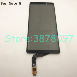 Image 1 - Original Touchscreen  For Samsung Note 8 Touch Screen Digitizer Glass Panel For Samsung Galaxy Note 8 Note8 N950 Touch Panel