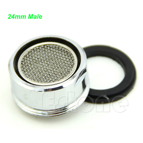Water Saving Kitchen Faucet Tap Aerator Chrome Male/Female Nozzle Sprayer Filter-Y102