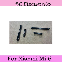 For Xiaomi Mi 6 Mi6 Power On Off Button Volume Button Side Button Set Replacement Repair