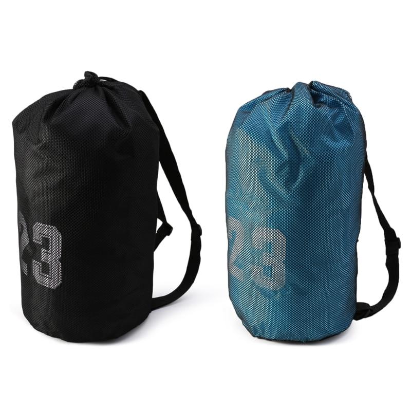 Basketball Bags For Balls Soccer Drawstring Fitness Outdoor Basketball Backpack Sports Bag Set