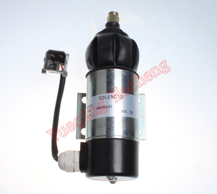 Shut Off Stop Solenoid replace 881531 fit for TAMD70E TAMD70D AQD70D 872826