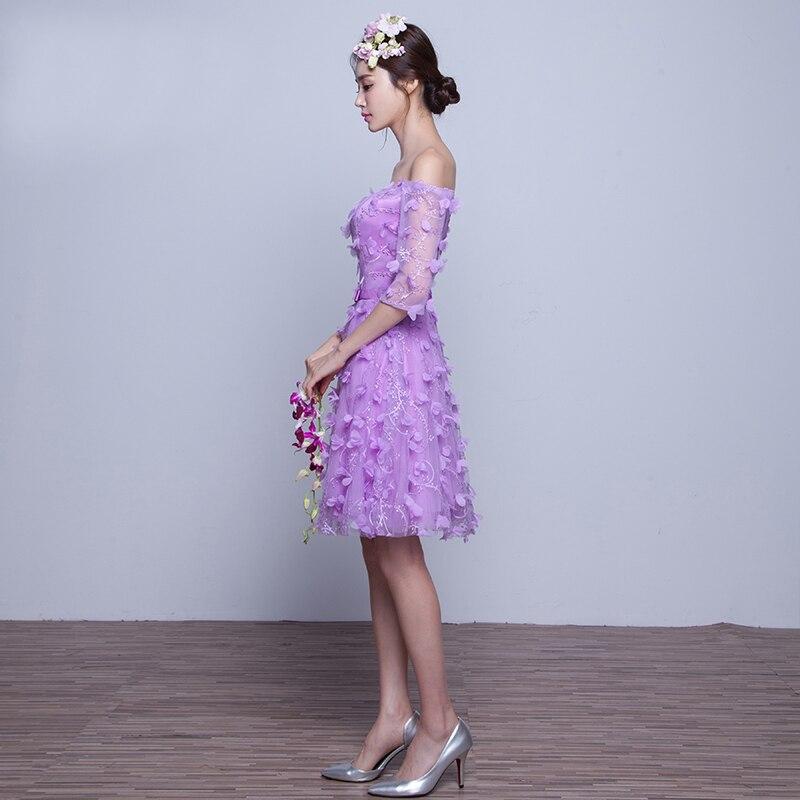 Atractivo La Dama De Honor Vestidos De Flores Ideas Ornamento ...