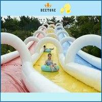Гигантская надувная горка, гигантская надувная водная горка для взрослых, надувная прыгающая горка