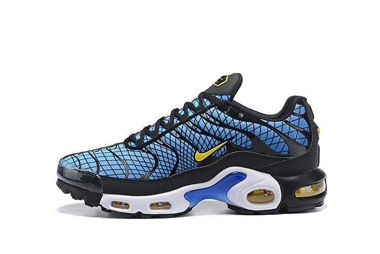 Nike NIKE Air Max plus sneakers men AIR MAX PLUS TN SE GREEDY black black AV7021 001