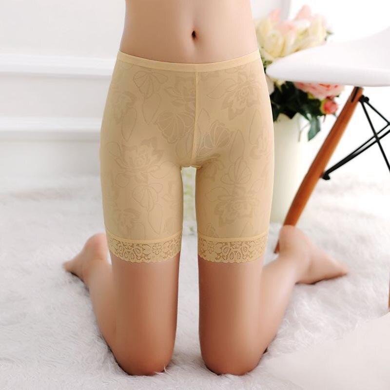 Sicherheits-shorts Frauen Nahtlose Boxer Spitze Slip Panty Stretch Short Stretch Boyshorts-mx8 Unterwäsche & Schlafanzug