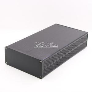 Image 4 - BZ1306B алюминиевый корпус, тонкий корпус DAC мини аудио усилитель чехол усилитель шасси DIY блок питания