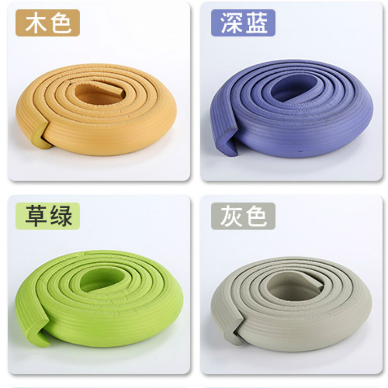 2M Corner Protector Children Protection Baby Safety Furniture Corners Table Corner Protector Angle Protection Protective Tape2M Corner Protector Children Protection Baby Safety Furniture Corners Table Corner Protector Angle Protection Protective Tape