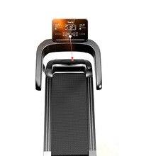 Домашняя электрическая беговая дорожка, мини-ходунки для похудения, оборудование для фитнеса, складная домашняя беговая дорожка