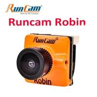 Runcam Robin FPV Camera 700TVL DC5 36V 1/3 120dB WDR CMOS with 1.8mm 2.1mm lens NTSC/PAL Switchable for RC FPV Racing Drone