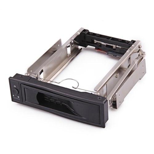 Removable Hard font b Disk b font Box 3 5 Inch SATA Switch LED Power Supply