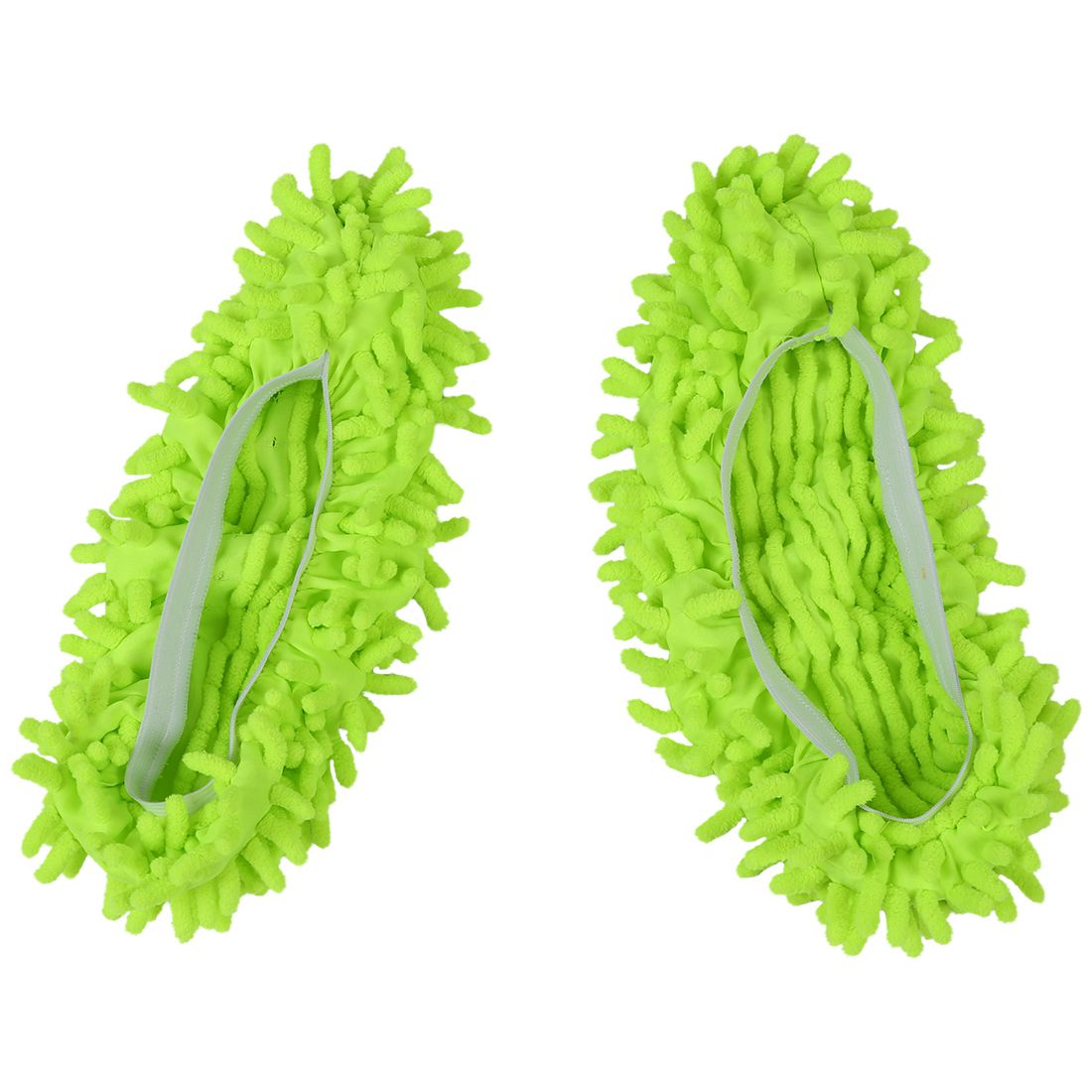 цена HEBA Multi Function Chenille Fibre Washable Dust Mop Slippers Cleaning Shoes