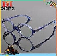 Cute Round Frame Glasses For Child TR90 Lightweight Colorful Eyewear Prescription Lens Ambyopia Eyeglasses Frames Oculos