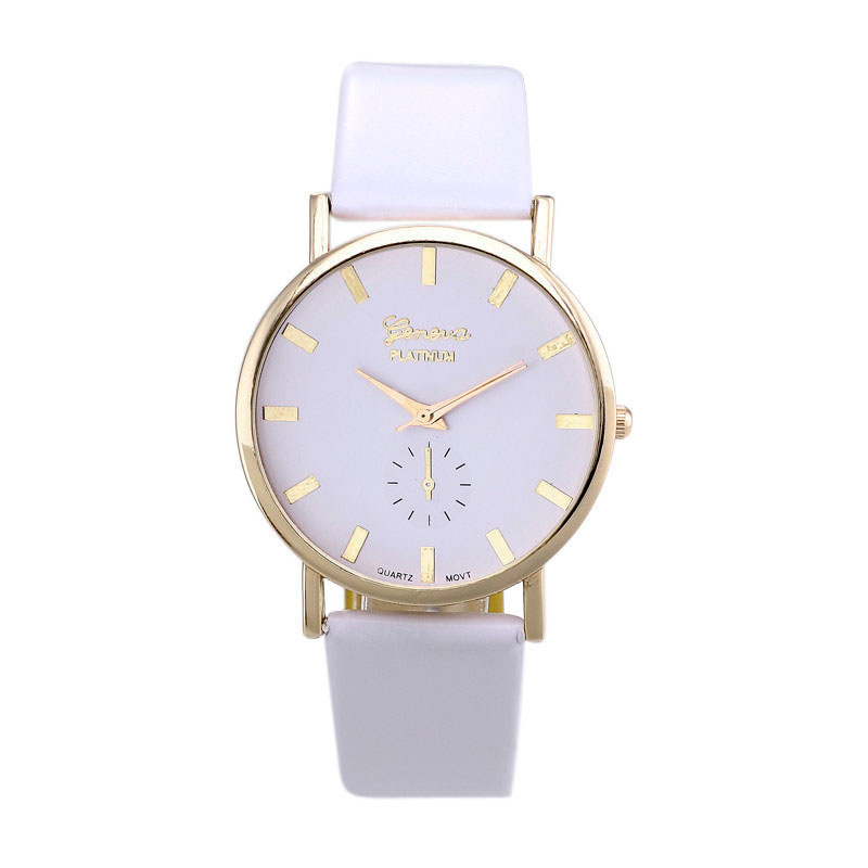 Lovers Watch Women Men 2016 Wristwatches Female Male Clock Quartz Wrist Watch Ladies Quartz-watch Montre Femme Relogio Feminino