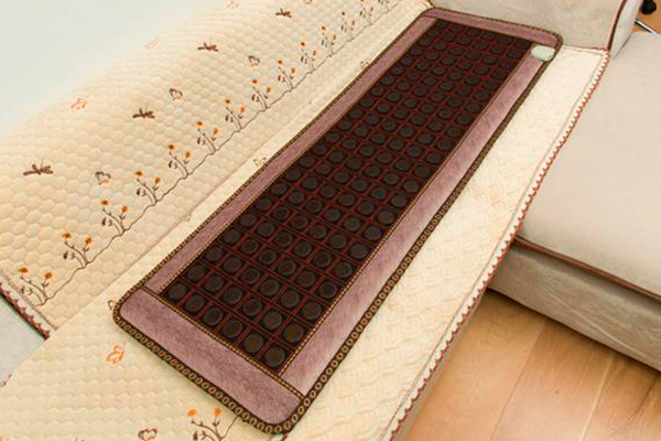 Best Selling Sofa Tourmaline Cushion Heating Tourmaline Massage Mat Health Seat Cushion Size 50*150CM Free Shipping 2017 new heating massage mat heated jade stones cushion tourmaline health products heating sleeping mat size 100 50cm